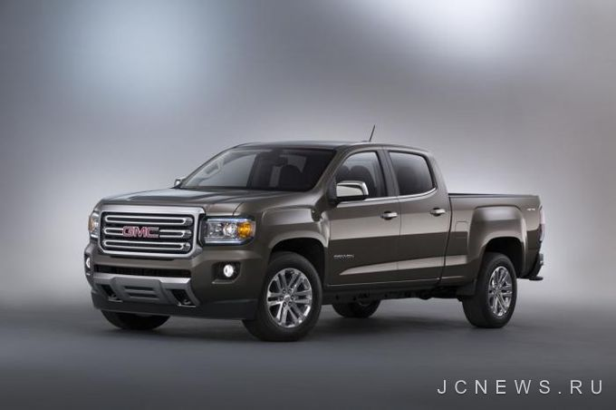 GMC Canyon Denali увидит свет